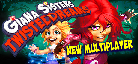 Game Banner Giana Sisters: Twisted Dreams