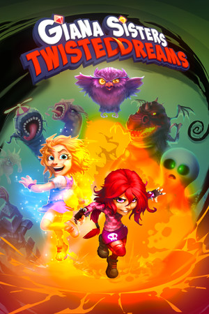 Giana Sisters: Twisted Dreams poster image on Steam Backlog