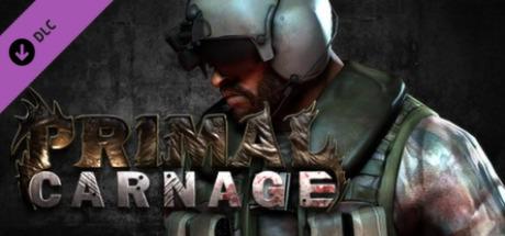 Купить Primal Carnage - Pilot Commando DLC