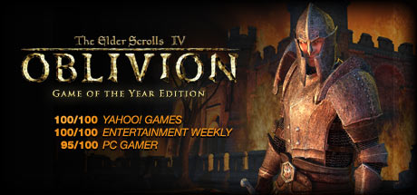 The elder scrolls iv: oblivion game of the year edition deluxe.