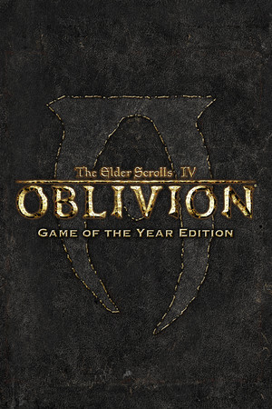 The Elder Scrolls IV: Oblivion Game of the Year Edition poster image on Steam Backlog