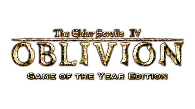 The Elder Scrolls IV: Oblivion Game of the Year Edition - Steam Backlog