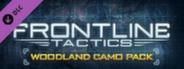 Frontline Tactics - Woodland Camouflage