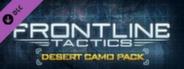 Frontline Tactics - Desert Camouflage