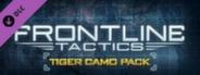 Frontline Tactics - Tiger Camouflage
