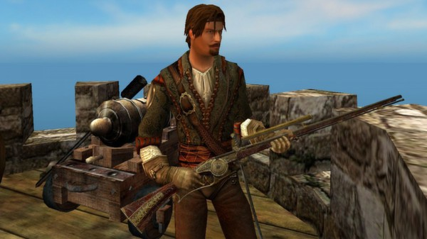 Sea Dogs: To Each His Own - Pirate Open World RPG