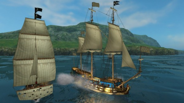 Screenshot of Sea Dogs: To Each His Own