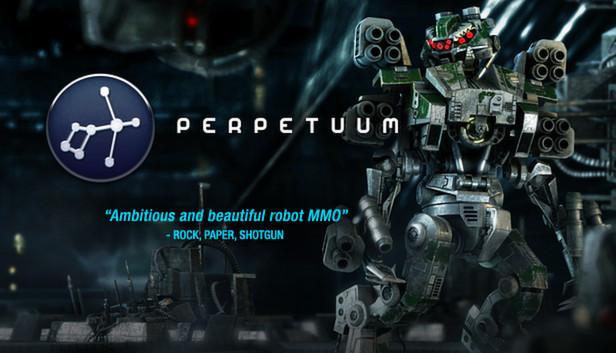 Perpetuum в Steam