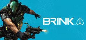 BRINK cover art