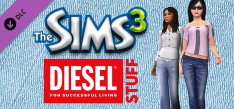 Купить The Sims 3: Diesel Stuff (DLC)