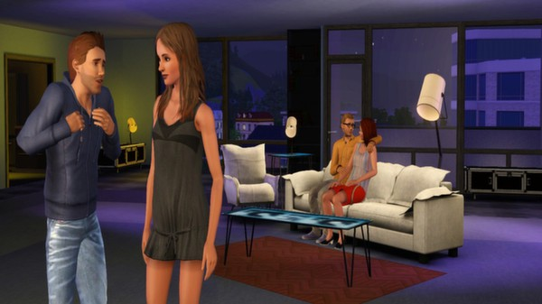The Sims 3: Diesel Stuff (DLC)