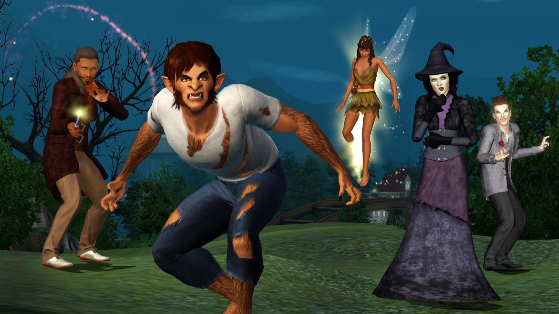 KHAiHOM.com - The Sims 3: Supernatural