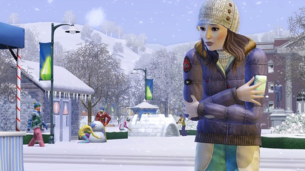 скриншот The Sims 3: Seasons 1