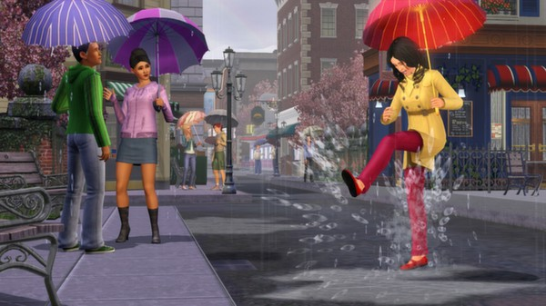 The Sims 3: Seasons (DLC)