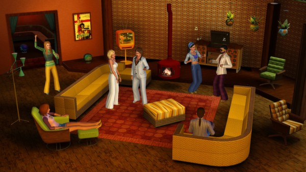 The Sims 3 70's, 80's and 90's (DLC)