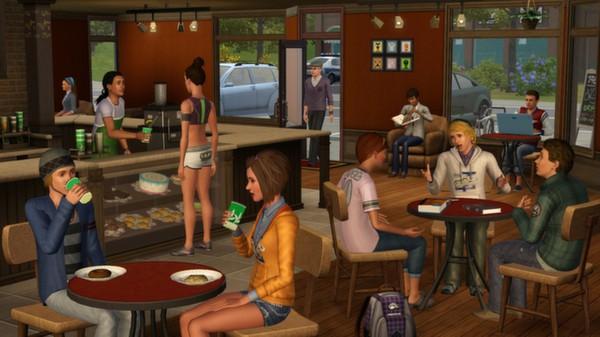 скриншот The Sims 3: University Life 0