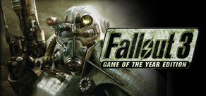 Fallout 3 - Game of the Year Edition cover art