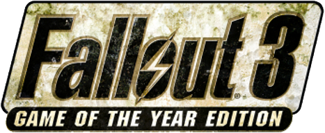 Fallout 3: Game of the Year Edition - Steam Backlog