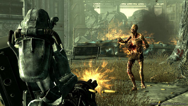 скриншот Fallout 3: Game of the Year Edition 13