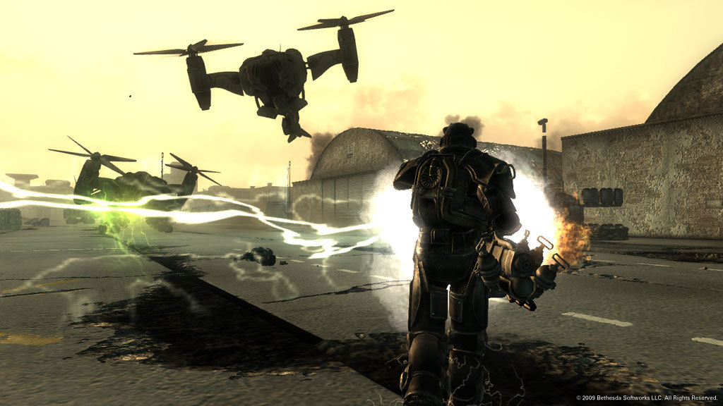 Fallout 3: Game of the Year Edition screenshot 1