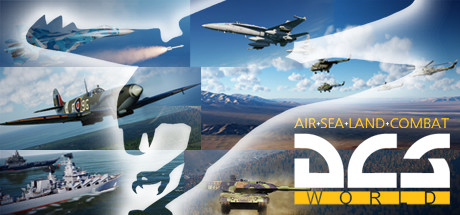 DCS World Steam Edition on Steam