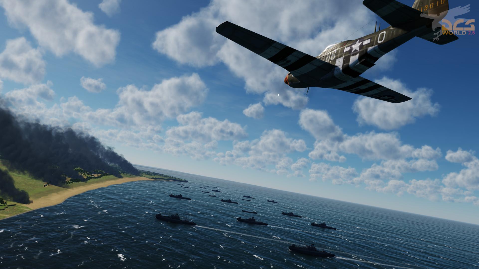 DCS World Steam Edition on Steam