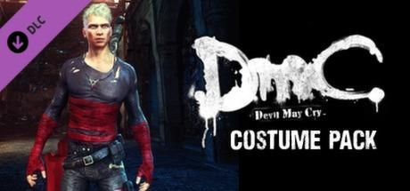 Купить DmC Devil May Cry: Costume Pack (DLC)