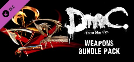 DmC Devil May Cry: Weapon Bundle