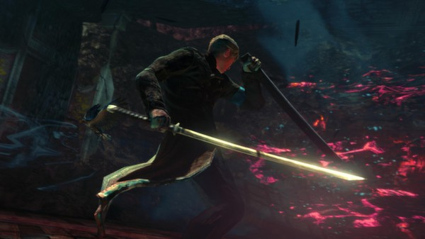 DmC Devil May Cry: Vergil's Downfall (DLC)