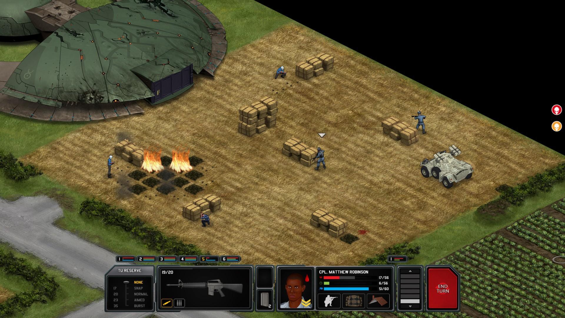 Xenonauts screenshot