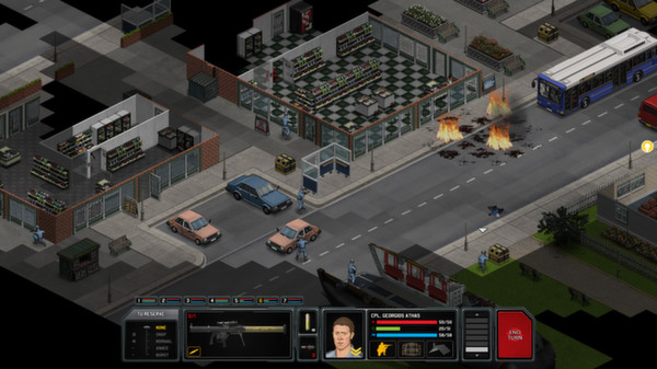 Screenshot of Xenonauts