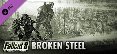 Купить Fallout 3 - Broken Steel (DLC)