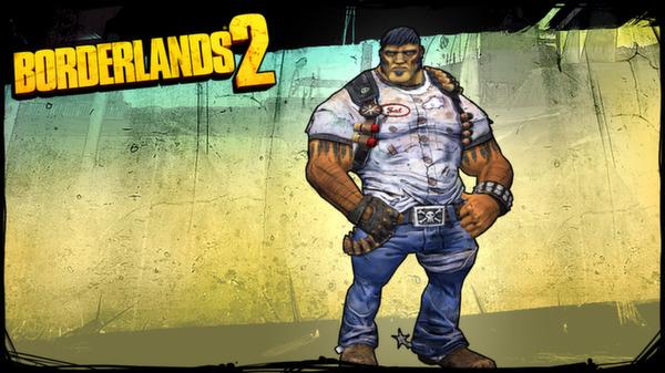 KHAiHOM.com - Borderlands 2: Gunzerker Greasy Grunt Pack