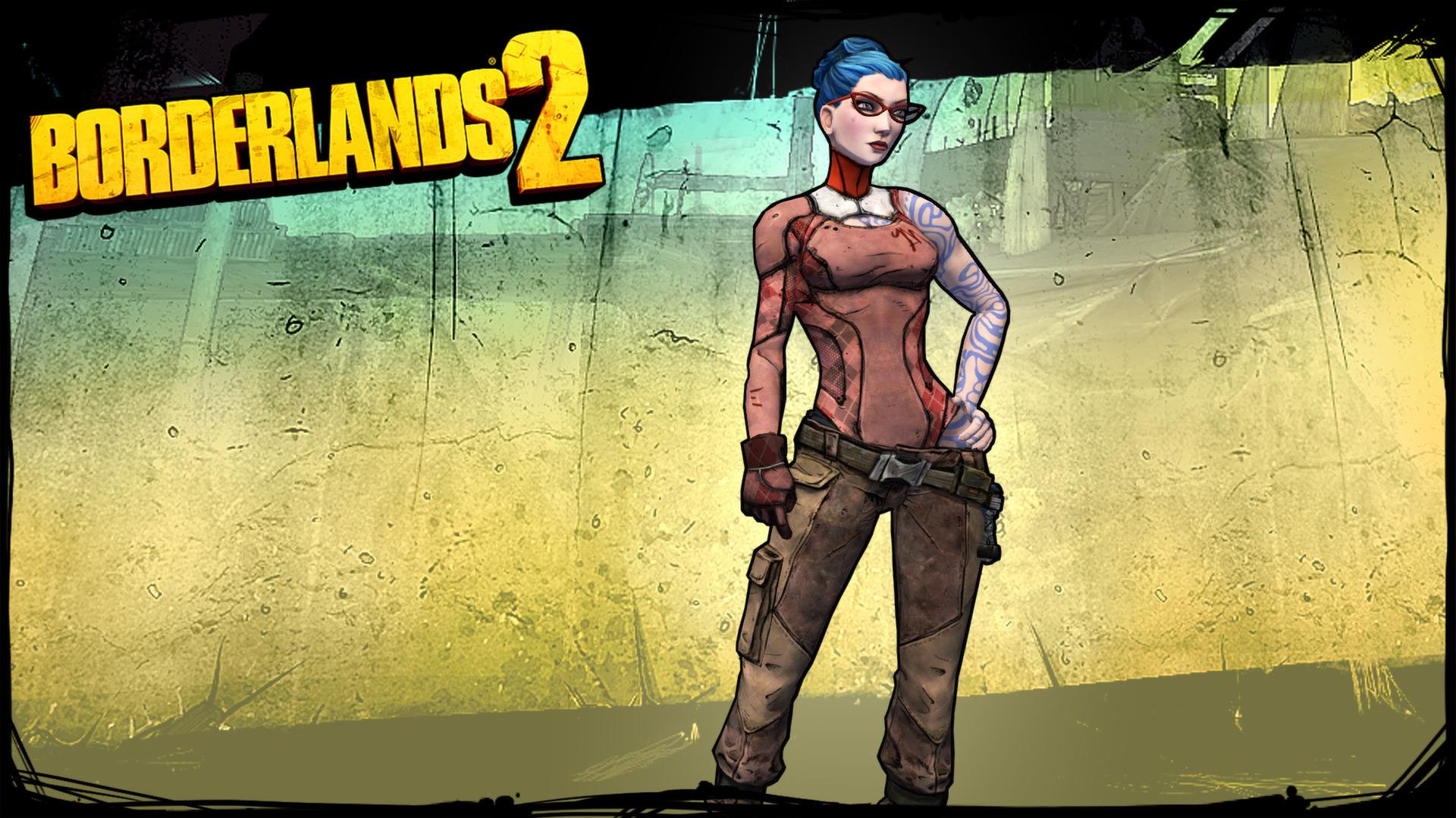 KHAiHOM.com - Borderlands 2: Siren Learned Warrior Pack