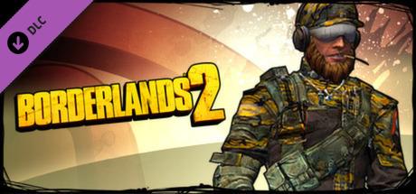 Borderlands 2: Commando Haggard Hunter Pack