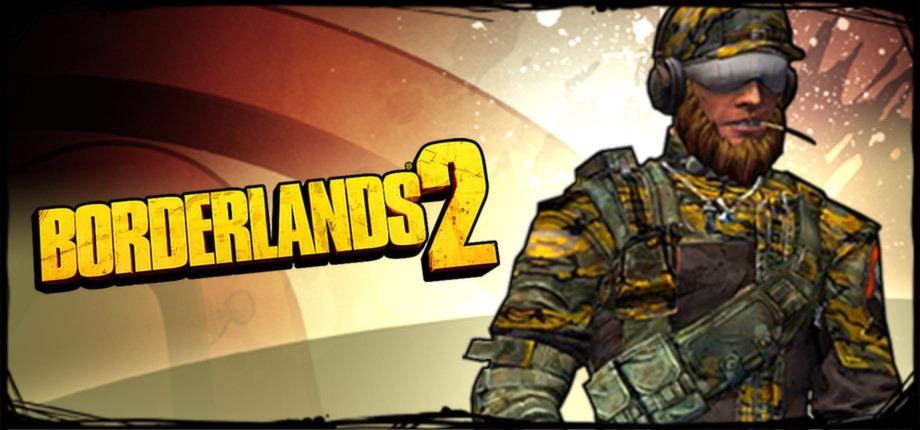 KHAiHOM.com - Borderlands 2: Commando Haggard Hunter Pack