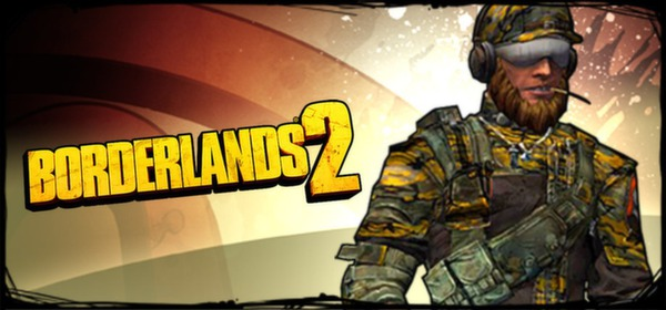 Borderlands 2: Commando Haggard Hunter Pack (DLC)