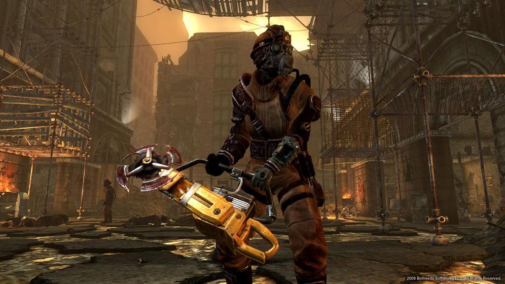 """Fallout 3"""