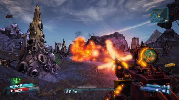 Borderlands 2: Ultimate Vault Hunters Upgrade Pack (DLC)