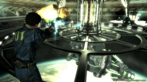 Fallout 3 - Mothership Zeta (DLC)