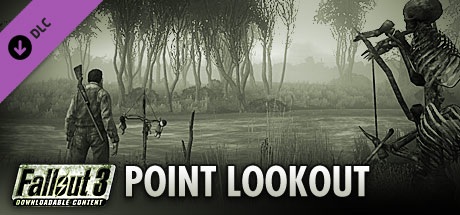 Купить Fallout 3 - Point Lookout (DLC)