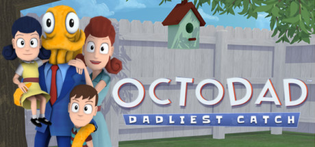 Купить Octodad: Dadliest Catch