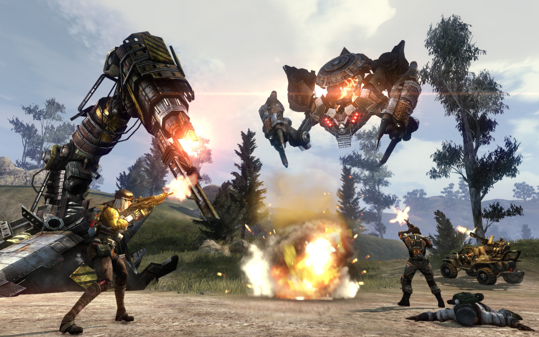 Defiance pc game download