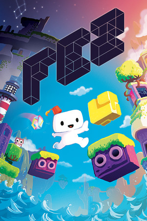 FEZ poster image on Steam Backlog