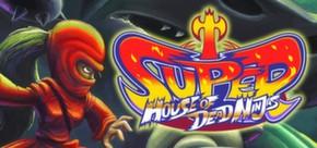 Super House of Dead Ninjas cover art