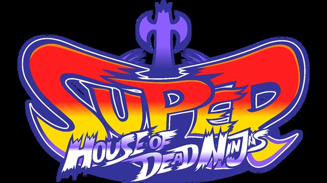 Super House of Dead Ninjas logo