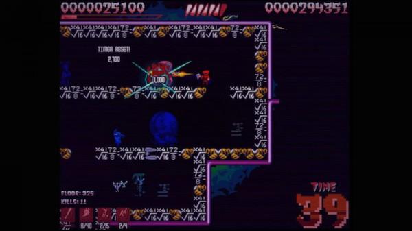 Screenshot of Super House of Dead Ninjas
