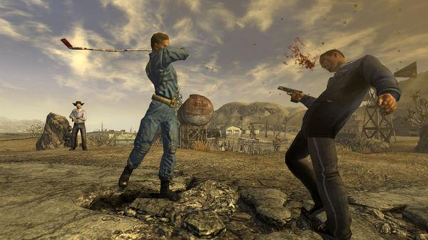 скриншот Fallout: New Vegas 5