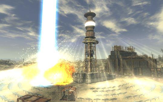 скриншот Fallout: New Vegas 0