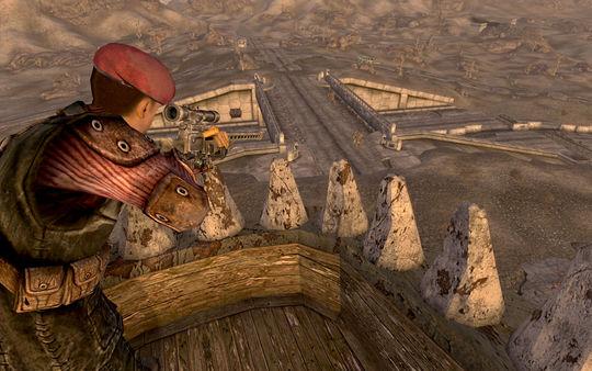 скриншот Fallout: New Vegas 2